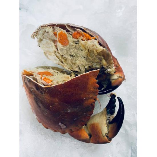 Tourteaux cuits